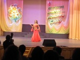 Александра Киселева - победитель номинации