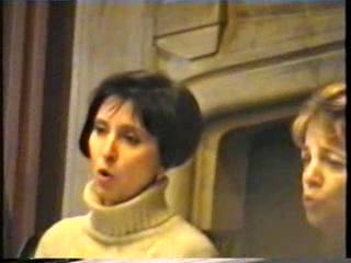 Моцартеум. репетиция, 1995 год.