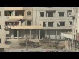 Гражданская война в Сирии: оппозиция взорвала танк Т-72 выстрелом российского