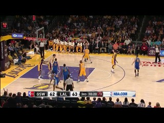 LA Lakers vs. GS Warriors (12.04.2013)