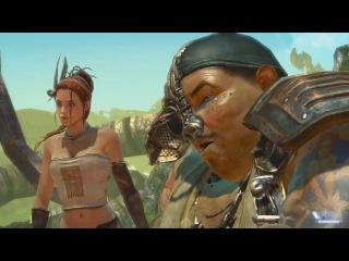 Обзор игры - Enslaved: Odyssey to the West (Игромания)