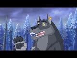 Иван-царевич и серый волк(отрывок с Бабой-Ягой)