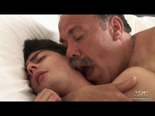 Tld - daddy seduced by young hunk