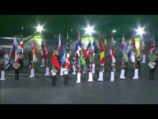 Открытие Всемирных Игр 2013 Кали.