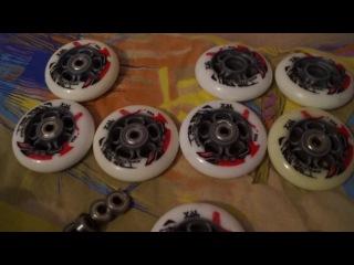Shaolin колеса 84mm 85 жесткость