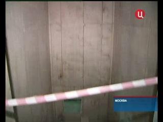 Репортаж ТВЦ с западного выхода станции метро Новокосино 12.10.11