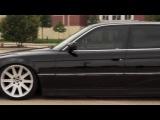 вот как должен выглядить охуевший  BMW 7 E38iL