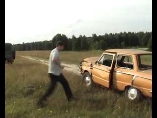 Пародия на Top Gear - Запорожец - Запор