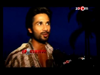 Exclusive Interview of Shahid : Break from hardcore romantic roles