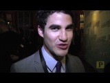HTS - Darren Criss and crew interview