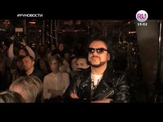 Филипп Киркоров  на презентации нового клипа группы «Дискотека Авария» на песню «Качели»