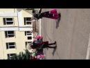 Верико Эджибия грузинский танец -Qalav Sicocxle