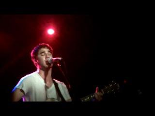 Darren Criss - Jealousy (Live)
