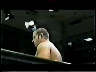 Бой №3: Фёдор Емельяненко - Хироя Такада (28.11.2000)