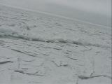 Скрипы льда в Аркадии. Одесса, февраль 2012-го.