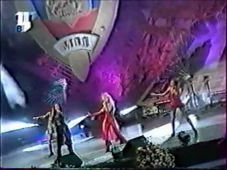 ►► гр. Стрелки - Солнце за горой. Концерт ко дню Милиции. 2000 г.►►