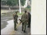 Осетины в уличных боях в Цхинвали (8 августа 2008 г.)