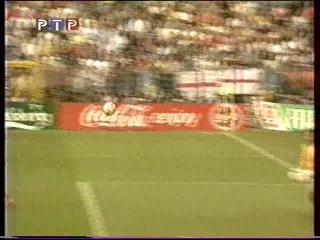 Англия-Германия.А.ЧЕ по футболу 2000г.