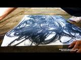 Aleksandr Alyonin httpvk.comoutsiderart Картина, Art, art brut, арт брют, искусство   Александр Алёнин. картина