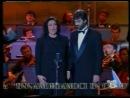 """Andrea Bocelli & Fiamma Izzo D'Amico - La Vedova Allegra """"Tace il labbro"""""""