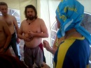 лекарь Олег Рябиков на Баняфесте 2011