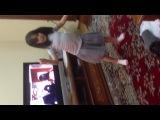 Тогжан танцует