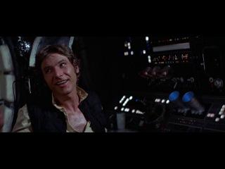 Звездные войны: Эпизод 4 - Новая надежда / Star Wars (1977) (фантастика, фэнтези, боевик, приключения)