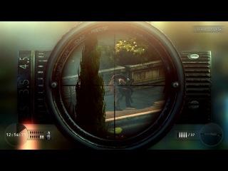 AleXDarkstalker98 - Hitman- Sniper Challenge - Голубиный убийца [720p]
