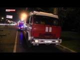 4 человека погибли в перевернувшемся BMW в Москве