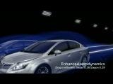 2009 Toyota Avensis NG - Technical Presentation
