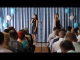 Солистки ансамбля Изабель (Лариса и Даша) -