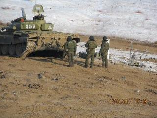 ДмБ 2011 г. Улан-Удэ 5 ОТБр 2 ТБ 6 ТР