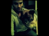 Дэниел Гиллис и его собачки =D