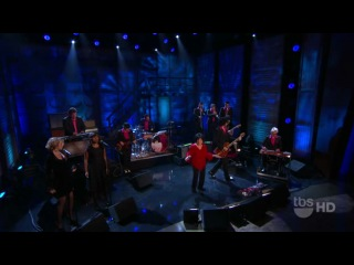 Wanda Jackson feat. Jack White - Funnel Of Love (Conan 2011.01.25)
