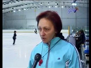 Ника ТВ. Ледовое шоу. Снежная королева)))