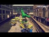 Lego Marvel Super Heroes - ЭКСКЛЮЗИВНОЕ Интервью Eurogamer.mp4