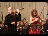 М.Брух Двойной концерт для скрипки и альта с оркестром