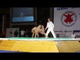 MU - 85kg - Semi-Final - Sadigov Namig (AZE) vs Kuular Kuzechin (RUS)