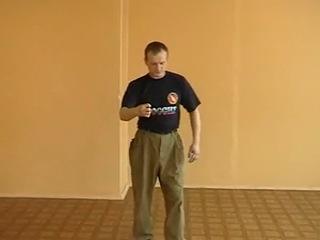 Суставная гимнастика. Формирование энергии волнового удара. Болевые точки активного поражения.