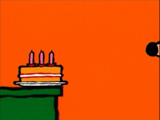 Maisy Birthday 1 (мультики на английском)