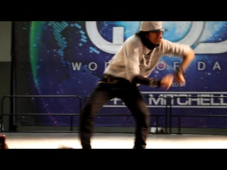Les Twins world of dance 2012 Los Angeles