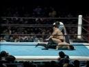 NJPW 25.01.1988 - Kazuo Yamazaki vs. Nobuhiko Takada