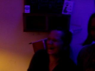 Батл на вечеринке в BedandBike хостеле 8 апреля 2012