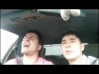 парни перепели песню из