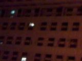 30.12.11 03.00 Пожар в общежитии главного здания МГУ сектор В