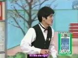 Gaki no Tsukai #498 (30.01.2000) — Kiki 3 (Tobacco) ENG subbed