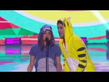 Darren Criss and Lucy Hale close out the Teen Choice Awards