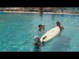 Конкурс в бассейне, отель Тиволи (Турция)