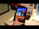 Репортаж с презентации Samsung GT-P6800 Galaxy Tab 7.7