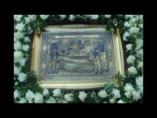 Тропарь, Кондак, Величание к Успению Пресвятой Владычице нашей Богородице.